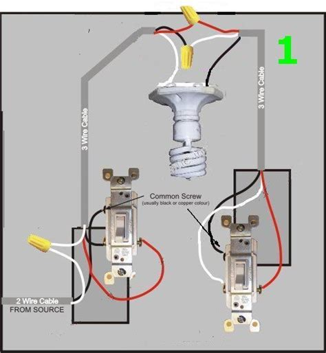 wiring diagram from ceiling fan with light on separate