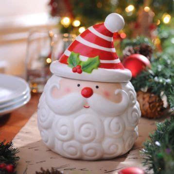 A C C E P T Claus Sandals White 169 best cookie jars images on
