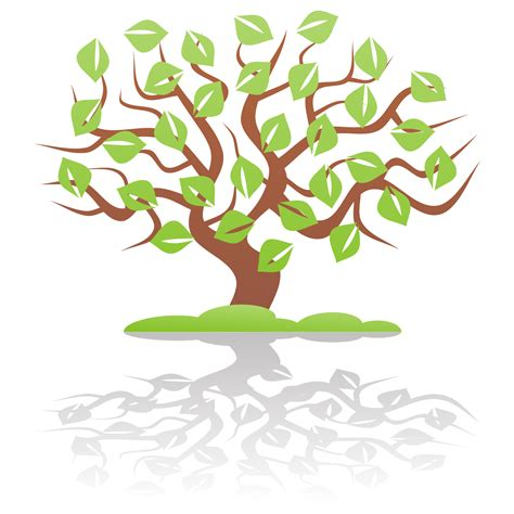tree logo vector free vector for free use abstract tree vector