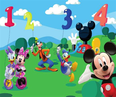 mickey club house mickey mouse clubhouse images wallpapers wallpapersafari