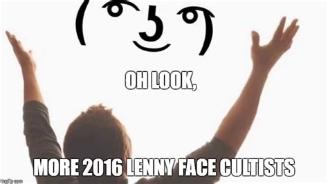 Lenny Face Meme - lenny face 2016 imgflip
