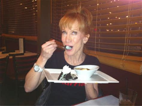 Kathy Griffin Eats It by Fans Of Fieri Take It From Kathy Griffin Eat At