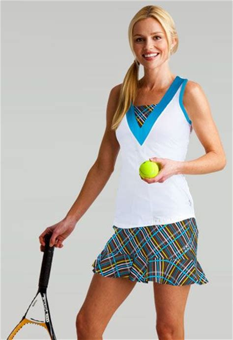 Kyoko Fashion Dress Blue 54 best images about tennis on sports