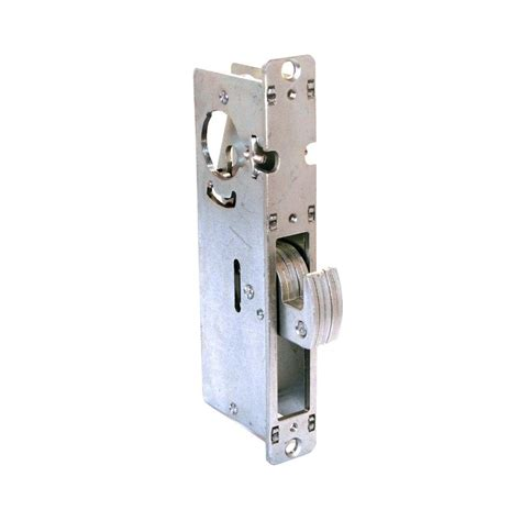 prime line sliding door loop lock 1 1 8 in nickel