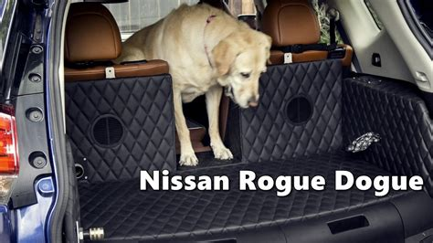 Nissan Rogue Friendly by Nissan Rogue Dogue Friendly Suv Features