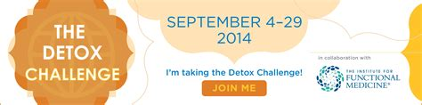 Toxic Detox Challenge by Post Detox Challenge For A Flat Tummy And