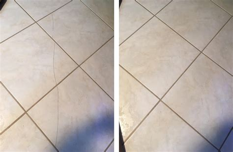Tiles Cracking In Bathroom by How To Fix And Repair Chipped Tiles Magicezy