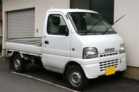 Suzuki Carrier File 11th Generation Suzuki Carry 02 Jpg Wikimedia Commons