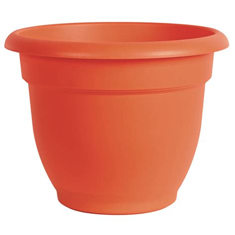 lowes garden containers shop 6 5 in x 5 25 in pot at lowes