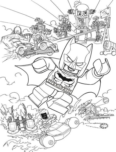 coloring page lego batman 3 coloring page lego batman movie batman action coloring