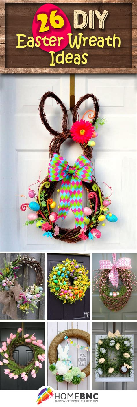 easter 2017 ideas 26 best easter wreath ideas and designs for 2017