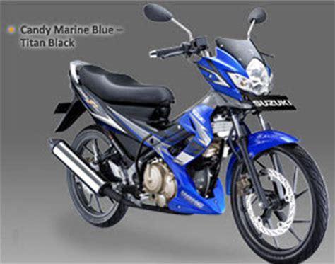Suzuki Satria New Motorcycle Modification Specification Of New Suzuki