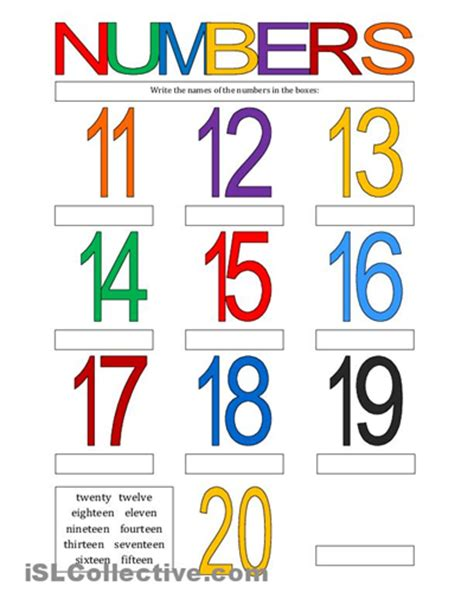 number printable images gallery category page 19