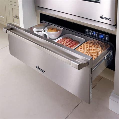 dacor warming drawer dacor ewd36sch warming drawer with 500 watt heating