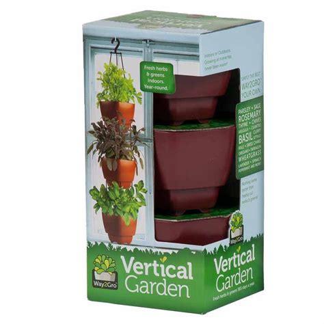 Vertical Garden Products Way2gro Vertical Garden