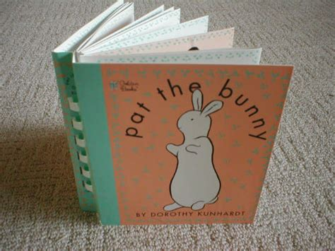 pat the bunny touch amazon com pat the bunny touch and feel book 0081787450110 dorothy kunhardt books