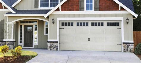 Doorlink Garage Doors by Doorlink 440 441 Grooved Ranch Panel Garage Door