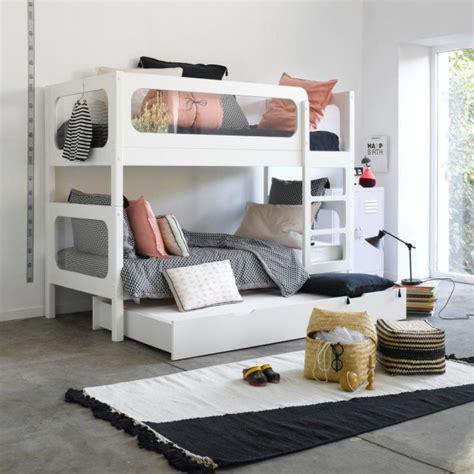 des lits superposes separables pour les enfants joli place
