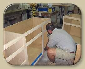 Mike Landis Custom Cabinetry