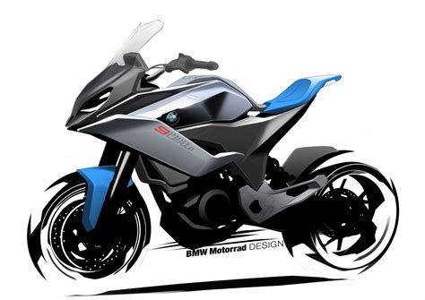 bmw cento concept guide total motorcycle