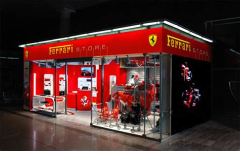 Ferrari Gift Shop by Ferrari Is Racing Up In The Retail Market With 40 More