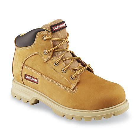 craftsman boots craftsman s kujo nubuck leather soft toe work boot