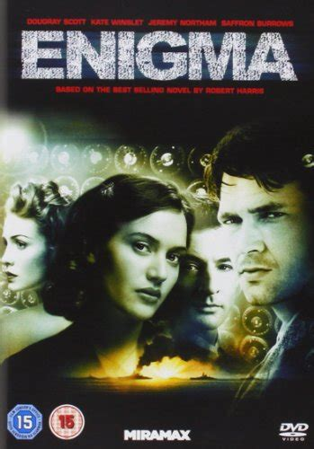 enigma film book film of the book enigma fictionfan s book reviews