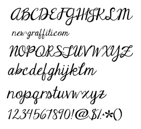 12 dwnload free writing fonts styles images handwriting