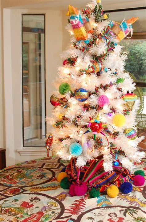 mexican christmas decorations ideas feliz navidad how to make a pi 241 ata ornament perkins perkins