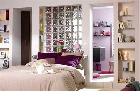 chambre avec bain chambre avec salle de bain ouverte et dressing modern aatl