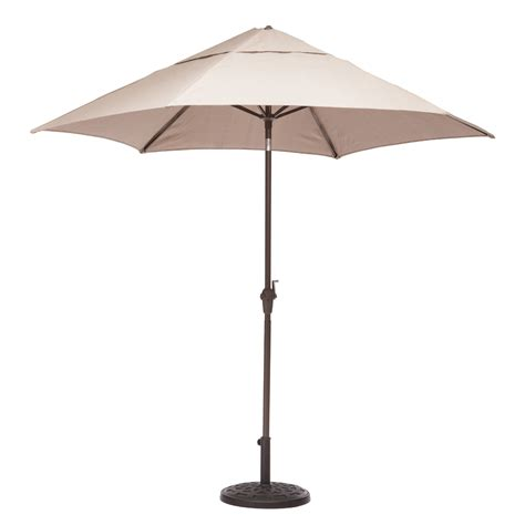 patio tables with umbrellas south bay patio umbrella outdoor umbrella outdoor furniture