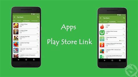 Play Store Link Filter Out To See Only Apps In The Play Store S Top