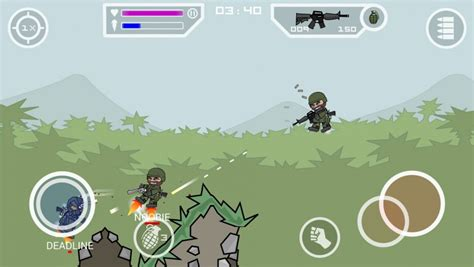 mini militia doodle army 2 doodle army 2 mini militia v3 0 6 pro pack activated apk