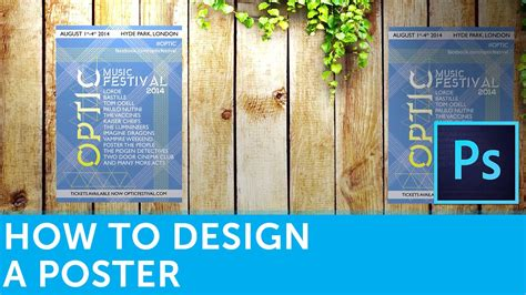 design poster using adobe photoshop 7 0 how to design a poster in adobe photoshop solopress