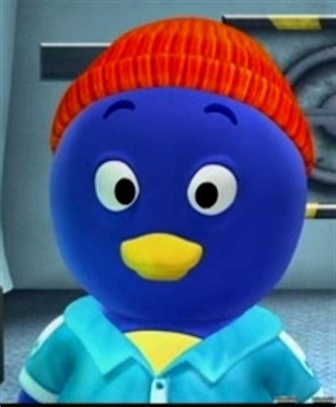 Backyardigans Blue Commander Pablo The Backyardigans Wiki