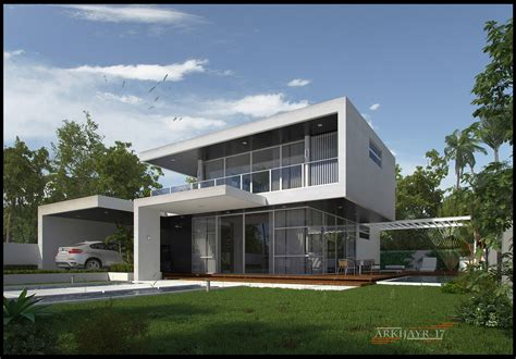 simple modern home the simple modern house by mayolo briones at coroflot com
