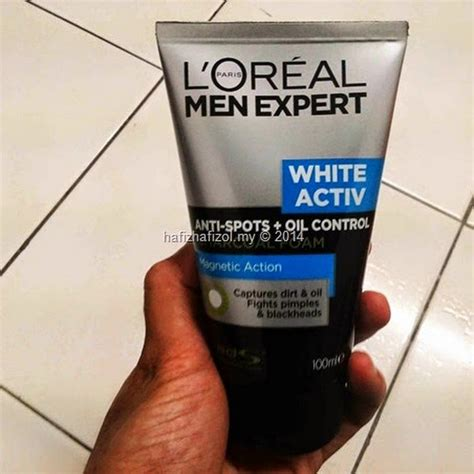 Harga L Oreal S Expert White Active review pencuci muka loreal expert white activ