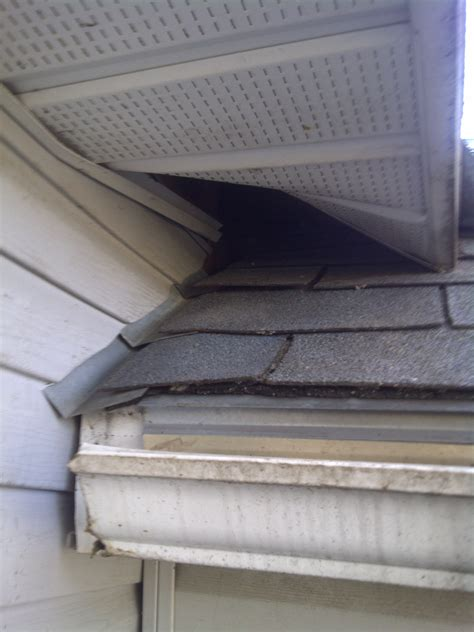 venting fan through roof soffit bathroom vent 28 images bathroom fan soffit