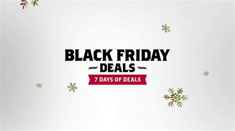 lowe s black friday deals tv spot christmas decorations