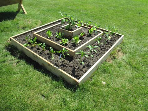 Raised Garden Bed Kit by Multi Level Raised Bed Garden Kit