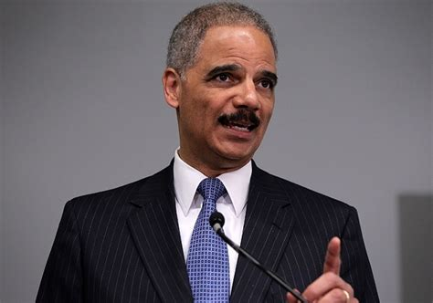 us attorney general eric holder us department of justice eric holder i m an activist attorney general and proud of