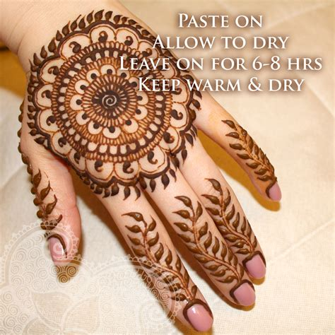 faqs henna aftercare