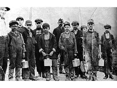 lavoro minorile nell inghilterra vittoriana 98 anni fa la tragedia della miniera di monongah