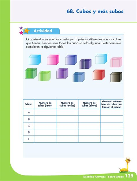 pagina 126 de matematicas 6 grado exolicacion desafios matematicos alumnos 6 186 sexto grado primaria by