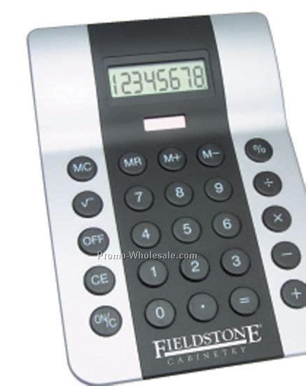 calculator x2 8 quot x5 1 2 quot x2 quot 2 tone jumbo calculator wholesale china
