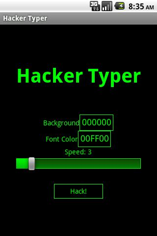 hacker typer 1 0 apk by duiker101 details - Hacker Typer Apk