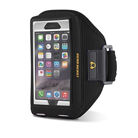 Sports Armband For Iphone 6 7 8 gear beast sports armband for iphone x 8 7 6s 6 galaxy s7 import it all