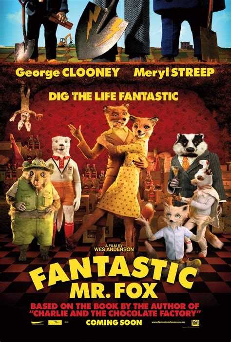 printable version of fantastic mr fox fantastic mr fox poster printable movies posters