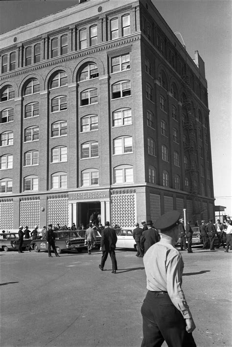 Exterior   Texas School Book Depository