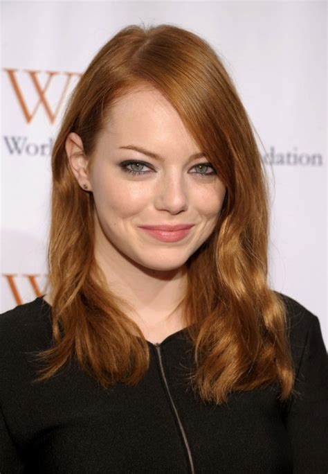 emma stone charity emma stone at worldwide orphans foundation benefit in new